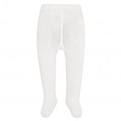 Καλσόν άσπρο χοντρό απλό