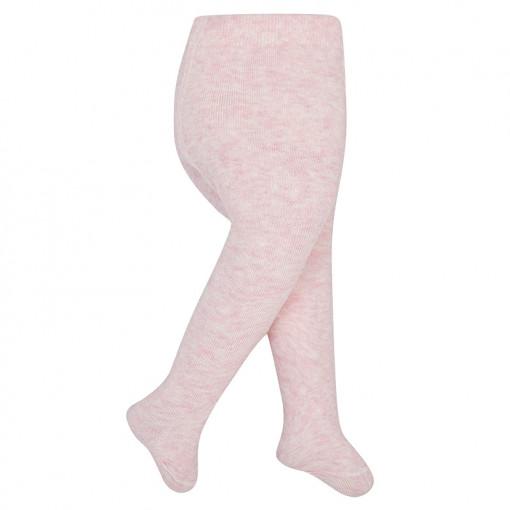 Καλσόν χοντρό απλό ροζ πλάγια