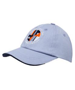 """Καπέλο γαλάζιο """"Sport Chic"""""""