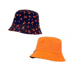 """Καπέλο διπλής όψης πορτοκαλί """"Φοίνικες"""""""