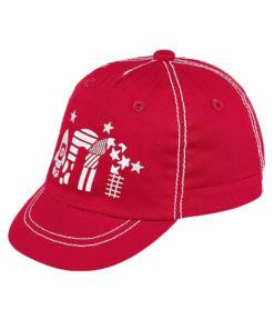 """Καπέλο κόκκινο """"Πύραυλος"""""""
