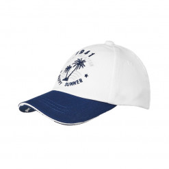 """Καπέλο λευκό """"Happy Summer"""""""