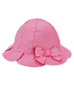 """Καπέλο φούξια """"Φιόγκος"""""""