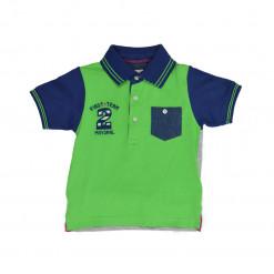 """Κοντομάνικη μπλούζα polo """"Νούμερο 2"""""""