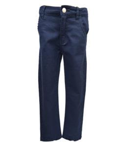 """Μπλε παντελόνι λοξότσεπο """"FNK 1953"""""""