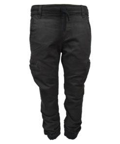Παντελόνι μακρύ με λάστιχο στην μέση