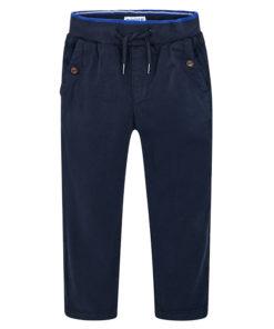 Παντελόνι μπλε με κορδόνι