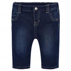 Παντελόνι τζιν με λάστιχο στη μέση