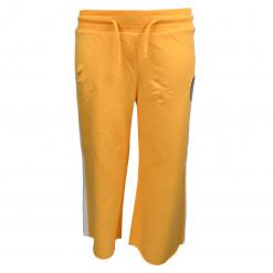 """Παντελόνι φόρμα κίτρινη κοντή """"Funky Buddha"""""""