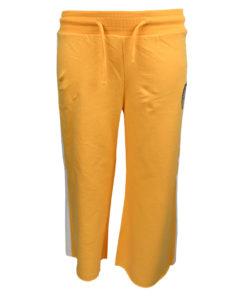 0ac167c5999 Παντελόνι φόρμα κίτρινη κοντή
