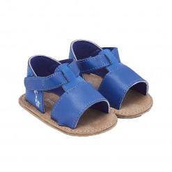 Παπούτσια αγκαλιάς μπλε σανδάλια