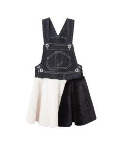 Φόρεμα σαλοπέτα με στέκα