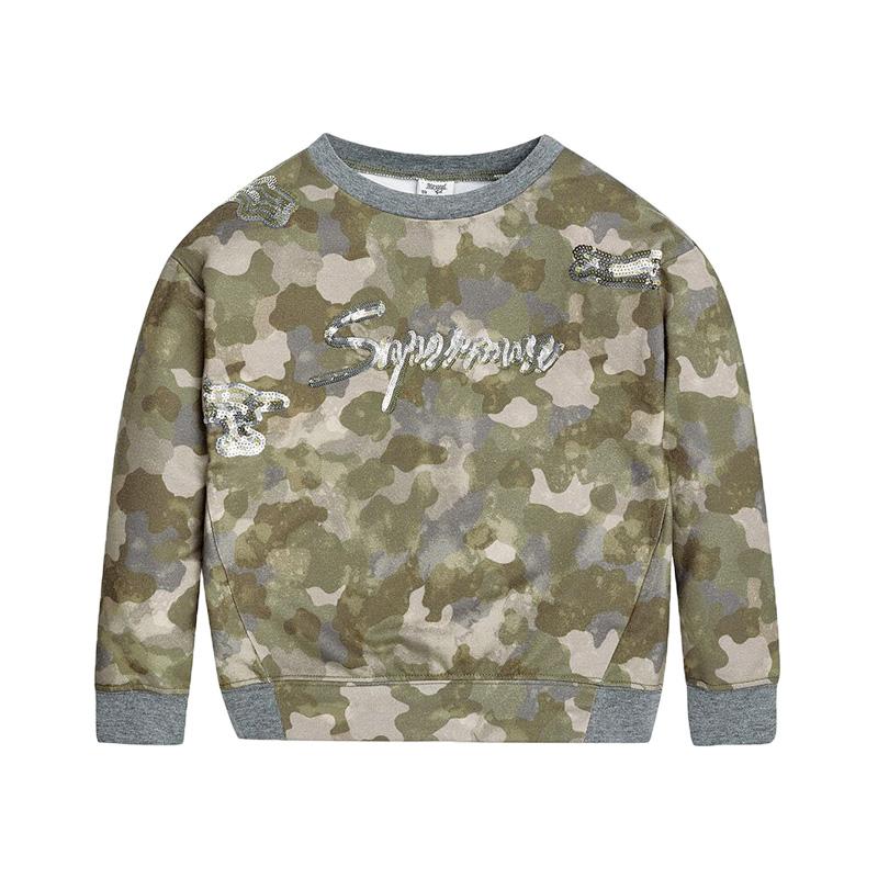e3cb76a9965f Μπλούζα φούτερ παραλλαγής