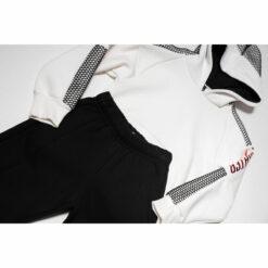 """Σετ μακρυμάνικη μπλούζα με φόρμα παντελόνι """"Fighter"""""""