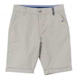 """Βερμούδα λοξότσεπη """"Basic shorts"""""""