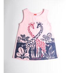 """Φόρεμα αμάνικο """"Giraffes in Love"""""""