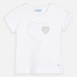 """Μπλούζα κοντομάνικη """"Love Heart"""""""