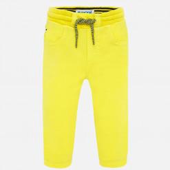 """Παντελόνι καρπαντινέ με λάστιχο στην μέση """"Little yellow"""""""