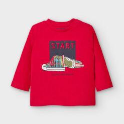 """Μπλούζα μακρυμάνικη """"Start"""""""
