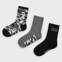 """Σετ τρεις κάλτσες """"Feel Good"""""""