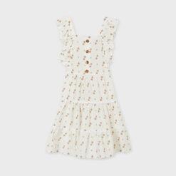 """Φόρεμα με κουμπιά """"Ρόμβος"""""""