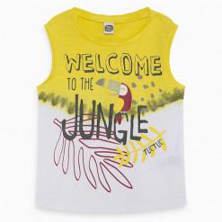 """Αμάνικη μπλούζα """"Junkle bird"""""""