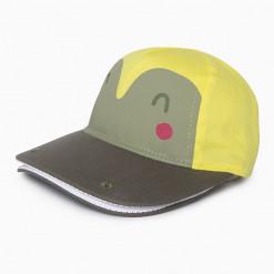 """Καπέλο με γείσο """"Jungle mouth"""""""