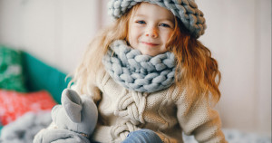 Στολισμένα Κοριτσάκια - Χαρούμενοι Γονείς